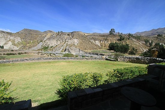 Colca Lodge Spa & Hot Springs - Hotel : Stunning location