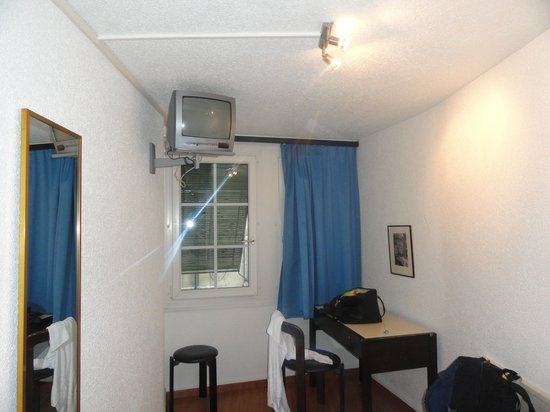 Hotel St-Gervais: My room 2