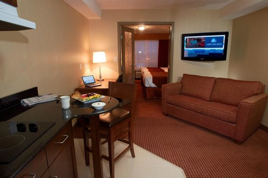 Merit Hotel & Suites: Extended Stay Suite