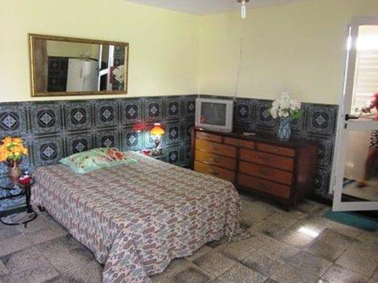 Villa Las Terrazas: Dormitorio