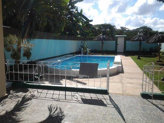 Villa Las Terrazas: linda piscina