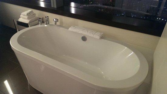 Vdara Hotel & Spa: Espectacular bañera