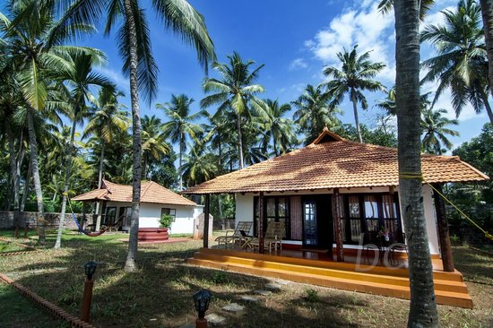 Bay Cliff Cottages: Luxury Kerala style villas