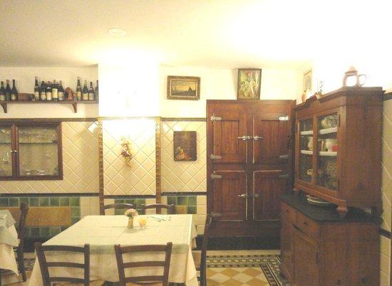 Hotel La Villa Manuelina : La sala colazione
