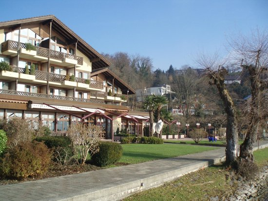 Seehotel Sternen Horw: hotel