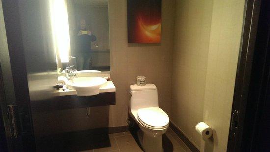 Vdara Hotel & Spa: Baño de cortesía