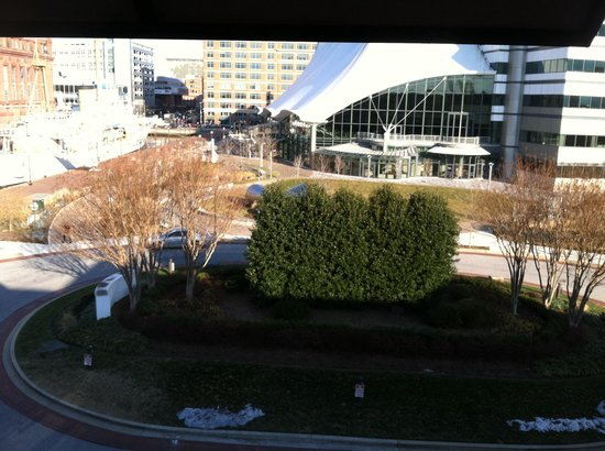 Pier 5 Hotel Baltimore, Curio Collection by Hilton: View from room 319