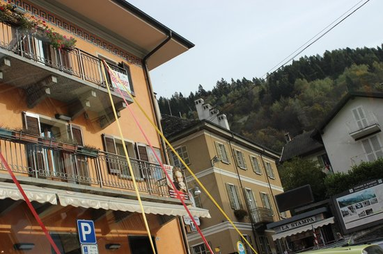 B&B Fattorini: Фасад гостиницы