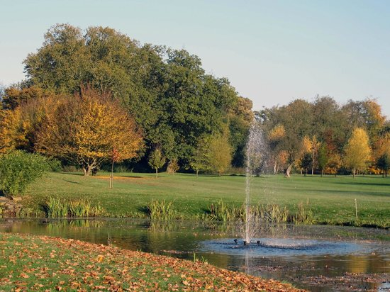 Sprowston Manor Marriott Hotel & Country Club : Hotel grounds