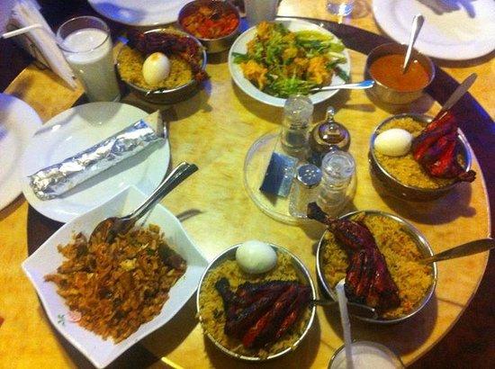 Elite Restaurant: Delicious food