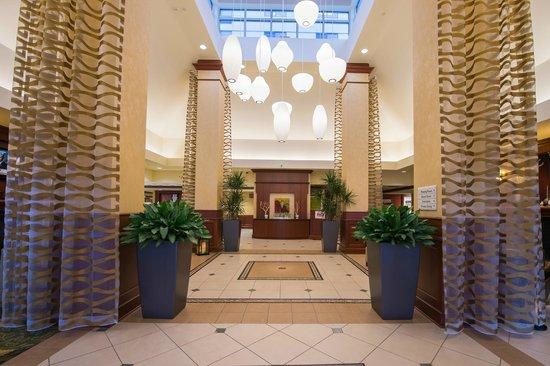 Hilton Garden Inn Erie : Atrium