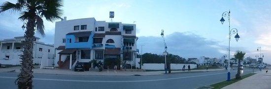 Hacienda Martil: l'hôtel