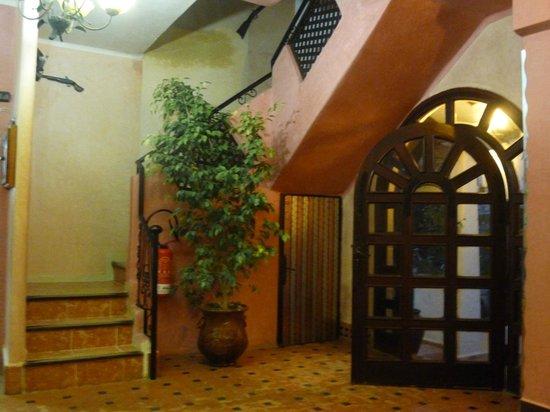 Hacienda Martil : Une déco simple