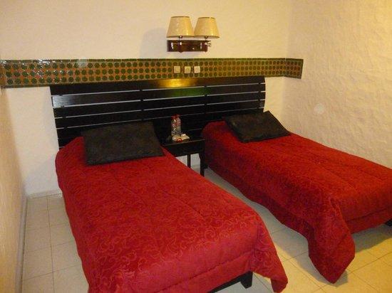 Hacienda Martil : la chambre