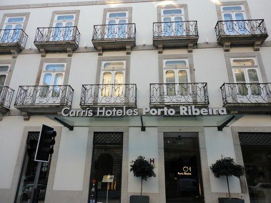 Carris Porto Ribeira: Carrís Hoteles Porto Ribeira
