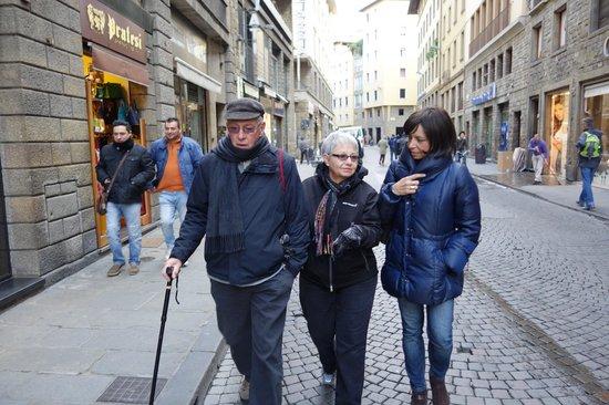 Florence Custom Tours: 1/2 Day Florence Walking Tour