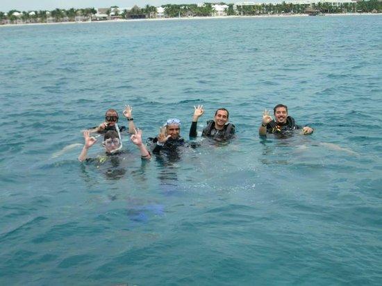 Marko's The Parrotfish Dive Center: deep dive