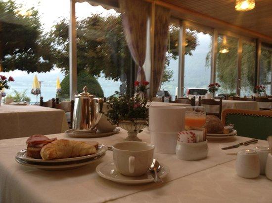 Hotel Seeburg : Breakfast