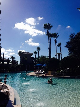 Omni Orlando Resort at Championsgate: Pool at Omni Orlando Champions Gate