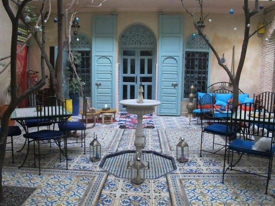 Riad Al Nour: 1st floor
