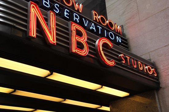 Nbc Headquarters At 30 Rockefeller Plaza Picture Of The Tour At Nbc Studios New York City Tripadvisor