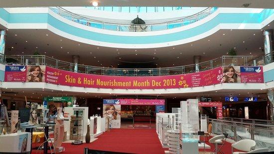 Inside mushrif mall
