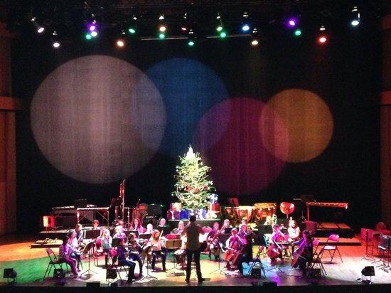 Conservatoire National a Rayonnement Regional: Concert de Noël.