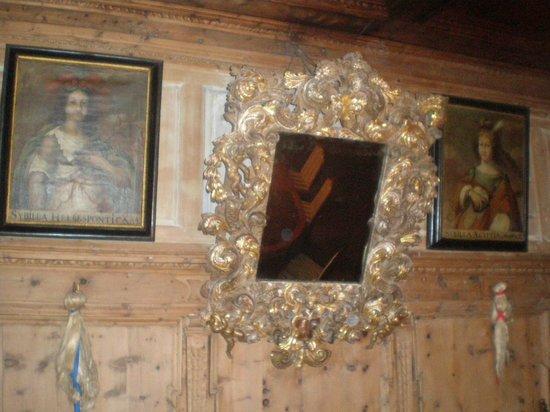 Hotel Albrici: opulenter Rahmen