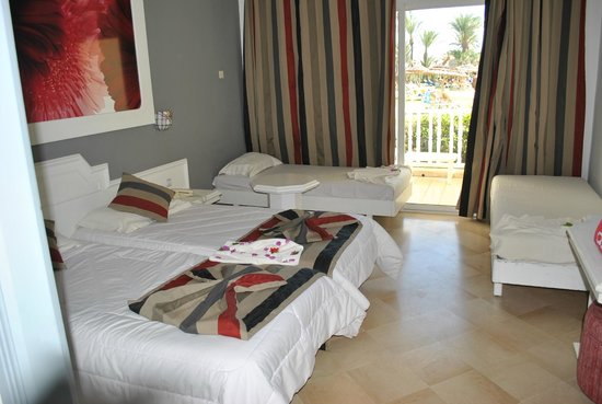One Resort Monastir: chambre