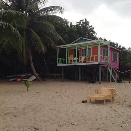 Jungle Jeanie's by the Sea : Beach Cabana