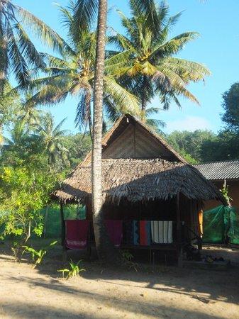 Pasai Cottages: our bungalow