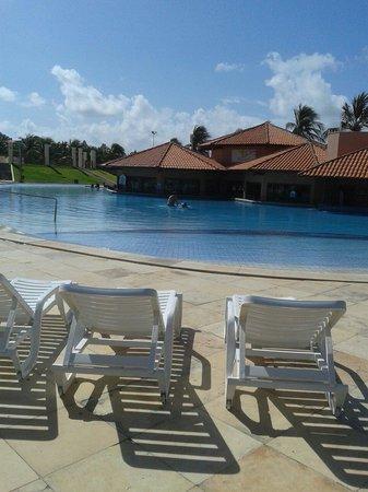 Restaurante e piscina picture of aquaville bar molhado for Alberca restaurante
