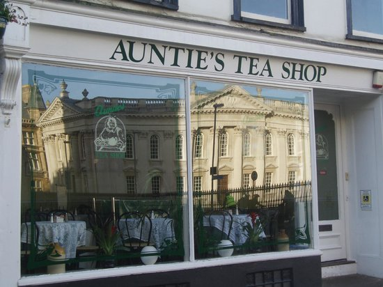 Aunties Tea Room Cambridge