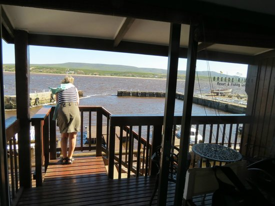 The Breede River Resort and Fishing Lodge: Værelse med udsigt