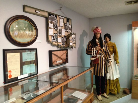 Atoka, OK: Treaty