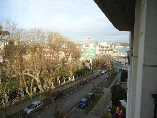 Hotel Apartamentos Don Carlos: Vista a partir do quarto do Hotel