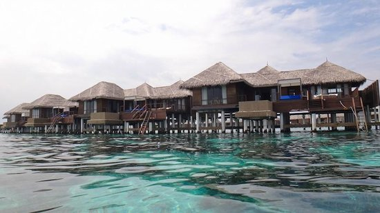 Coco Bodu Hithi: Escape Water Residence