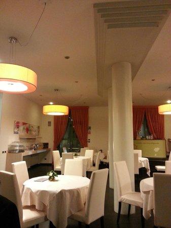 Hotel San Marco : Zona colazioni