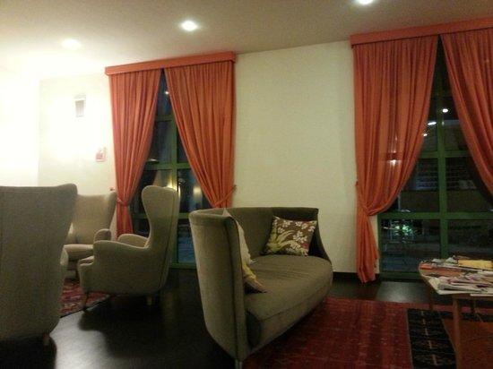 Hotel San Marco : Hall