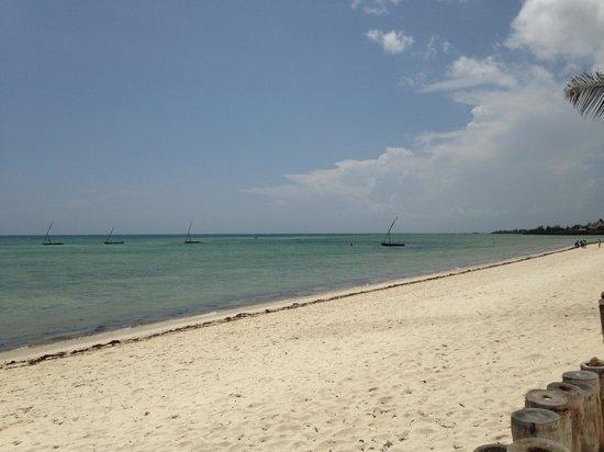 Eden Village Watamu Beach: la spiaggia