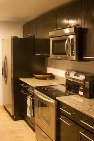 Las Terrazas Resort : Kitchen