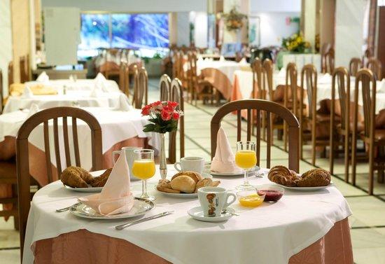 H.TOP Royal Sun: Restaurant
