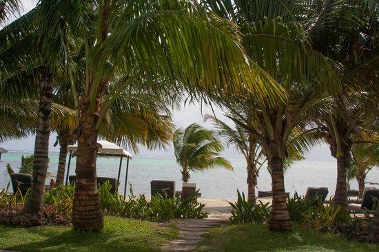 Las Terrazas Resort : Beach area