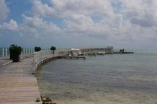 Las Terrazas Resort: Las Terrazas dock