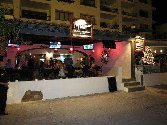 Pepe's taco: Pepe's in Marina Vallarta