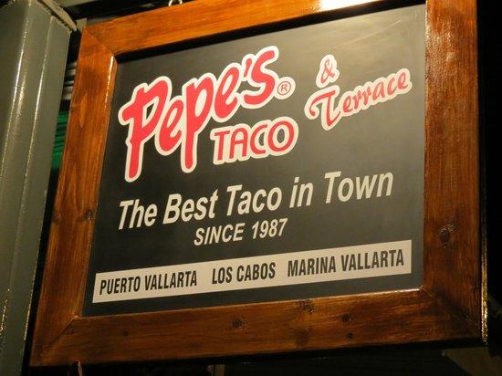 Pepe's Tacos Marina Vallarta