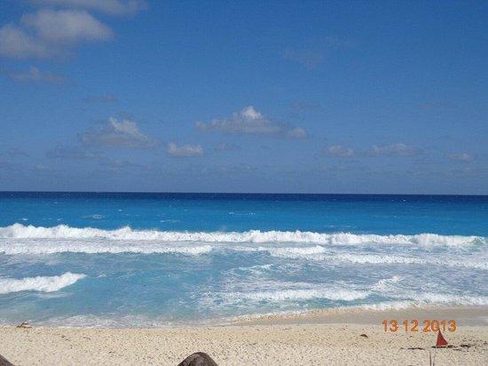 GR Caribe by Solaris: Vista del mar.