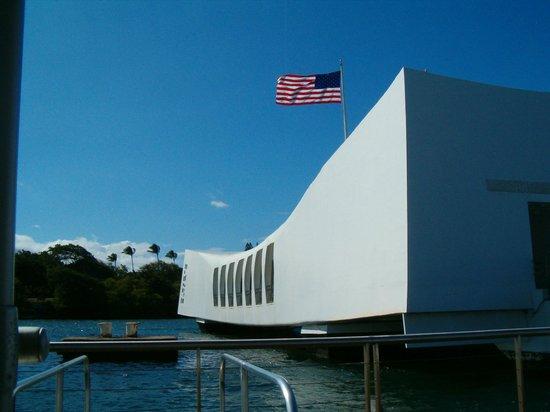 USS Arizona Memorial/WW II Valor in the Pacific National Monument : Arizona Memorial