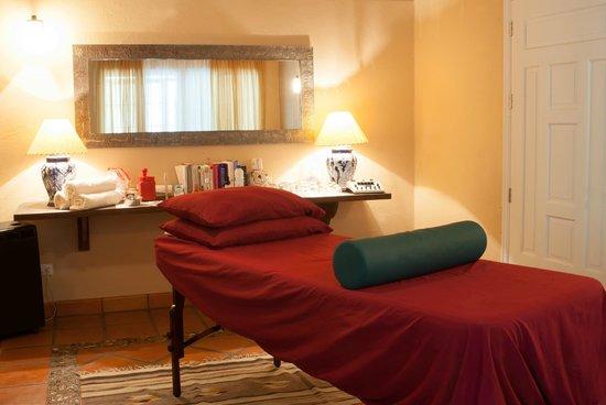 LifePath Center: Acupuncture room