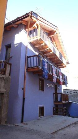 l' hotel - picture of rifugio lilla, la thuile - tripadvisor - Soggiorno Lilla 2
